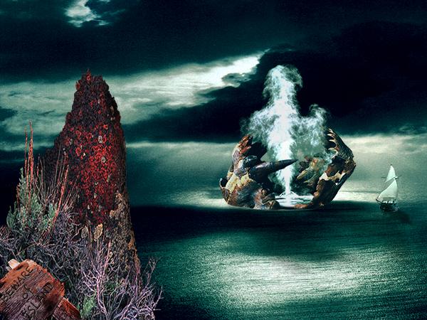 beware of island