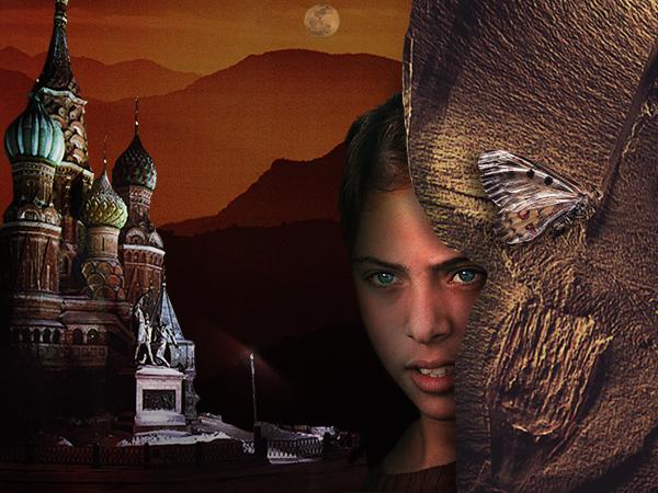 Russian Moon